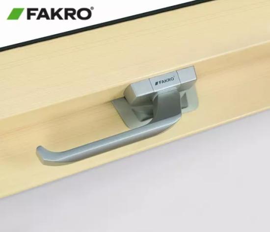 Fakro Griff abschließbar - ZBH für Fakro Holzfenster