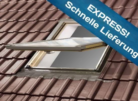 Optilight Dachfenster mit Eindeckrahmen (Kronmat - FAKRO Konzern)