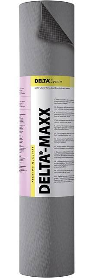 Dörken Delta - MAXX 75m²