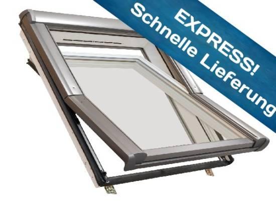 Maßstab - Dachdecker Favorit Roto Dachfenster aus Kunststoff