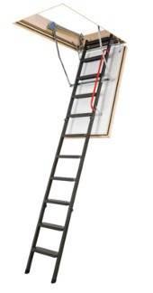 FAKRO Feuerhemmende Bodentreppe LMF 45 aus Metall