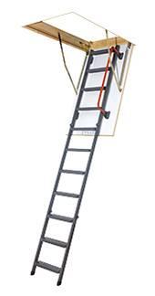 FAKRO Bodentreppe mit Metallleiter LMK