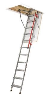 FAKRO Bodentreppe mit Metallleiter LML LUX