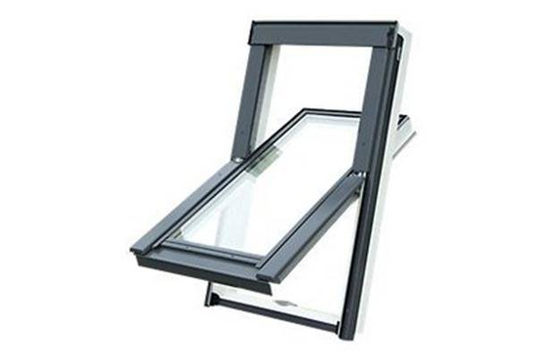 "Dachschwingfenster Rooflite ""Duro"" mit Eindeckrahmen"