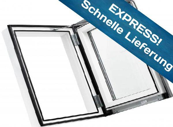 "Kunststoff (PVC) ""Skylight"" LOFT Dachausstieg für Warmdach"