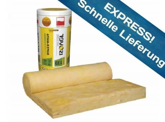 Isover Klemmfilz Super Mata 033 - ab 2,55 EUR/m²