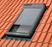 Fakro Sparpaket Dachfenster PTP-V U3 mit Solar Rollladen ARZ Solar und Eindeckrahmen