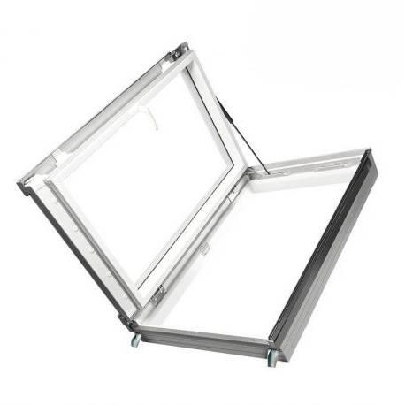 Fakro Wohndachausstieg PWP U5 3-fach Verglasung PVC