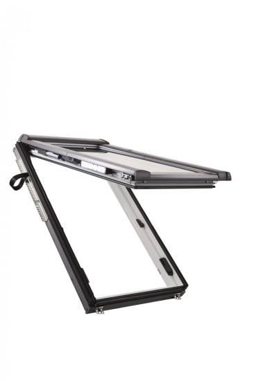 Klapp-Schwingfenster Designo RotoComfort i8 (i85 K WD) von Roto aus Kunststoff