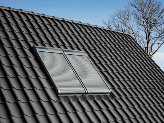 Velux Solar-Rolladen SSL