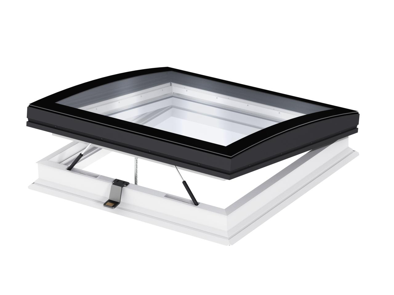 Flachdach fenster velux  Velux Flachdachfenster CFP/CVP