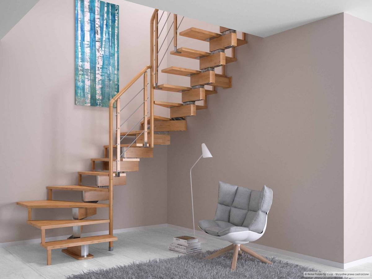 rintal treppen design aus italien bei perfekt bau. Black Bedroom Furniture Sets. Home Design Ideas