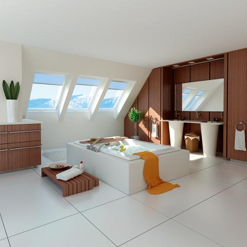fakro schwingfenster ptp u3 kunststoff. Black Bedroom Furniture Sets. Home Design Ideas