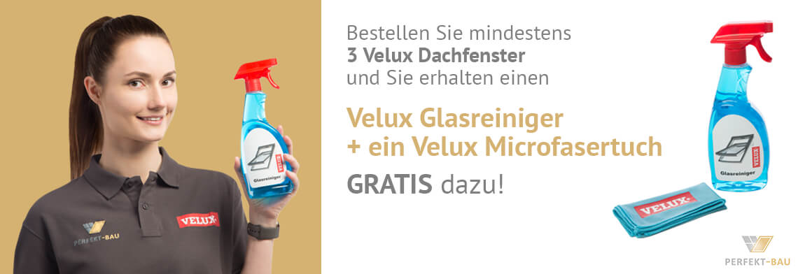 Velux Dachfenster - Thermo-Star