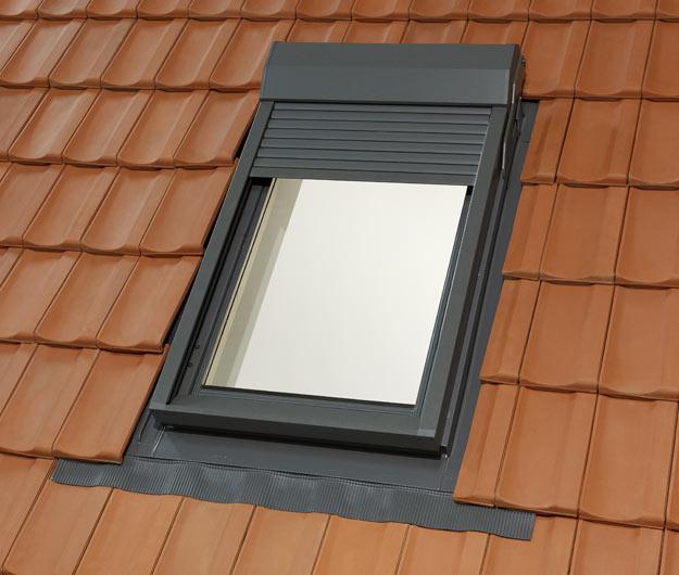 Super Außen-Rolladen SHR für Rooflite Core/Duro Dachfenster ZL67