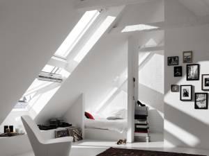 """Velux GGU 0070 Dachfenster """"Thermo"""" aus Kunststoff mit Eindeckrahmen"""