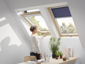 "Velux Holz Dachfenster - ""Thermo Technology"""