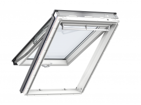 Velux GPU 0060 THERMO PLUS Klapp-Schwingfenster Kunststoff