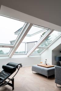 Velux Balkonfenster Cabrio GDL 2066 Energie Plus Weiß