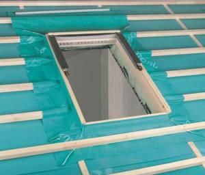 Montageset für Dachfenster SunSky