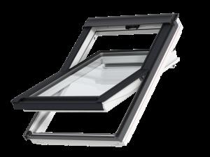 """Velux Dachfenster – dreifach Verglasung """"Energie Technology Plus"""" GLU 0064 mit Eindeckrahmen Uw:1,0W/m²K"""