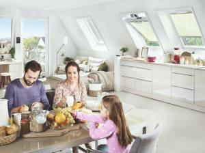 RotoQ Schwingfenster Q-4 Plus K2C AL Kunststoff Schwingfenster inkl. Eindeckrahmen