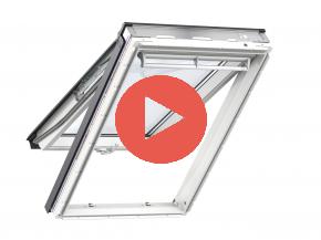 """Top Marken Klapp-Schwingfenster """"Thermo Technology"""" von Velux (GPU)"""