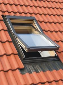 Oman Dachfenster EN mit Eindeckrahmen