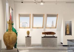 FAKRO FTP-V P2 Secure - Schwingfenster aus Holz mit Eindeckrahmen