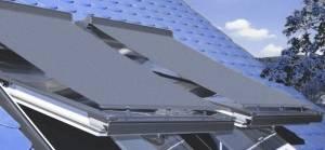 Netzmarkise (außen) für Skylight und Skylight Premium