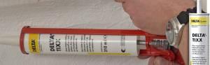 Dörken Delta Tixx Klebstoff für Dampfbremsfolien 310 ml (0,026€/ml)