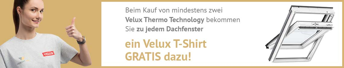 Perfekt Bau T-Shirt Aktion!
